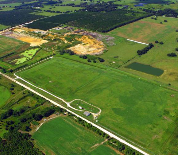 East Pasco County Sanitary Landfill