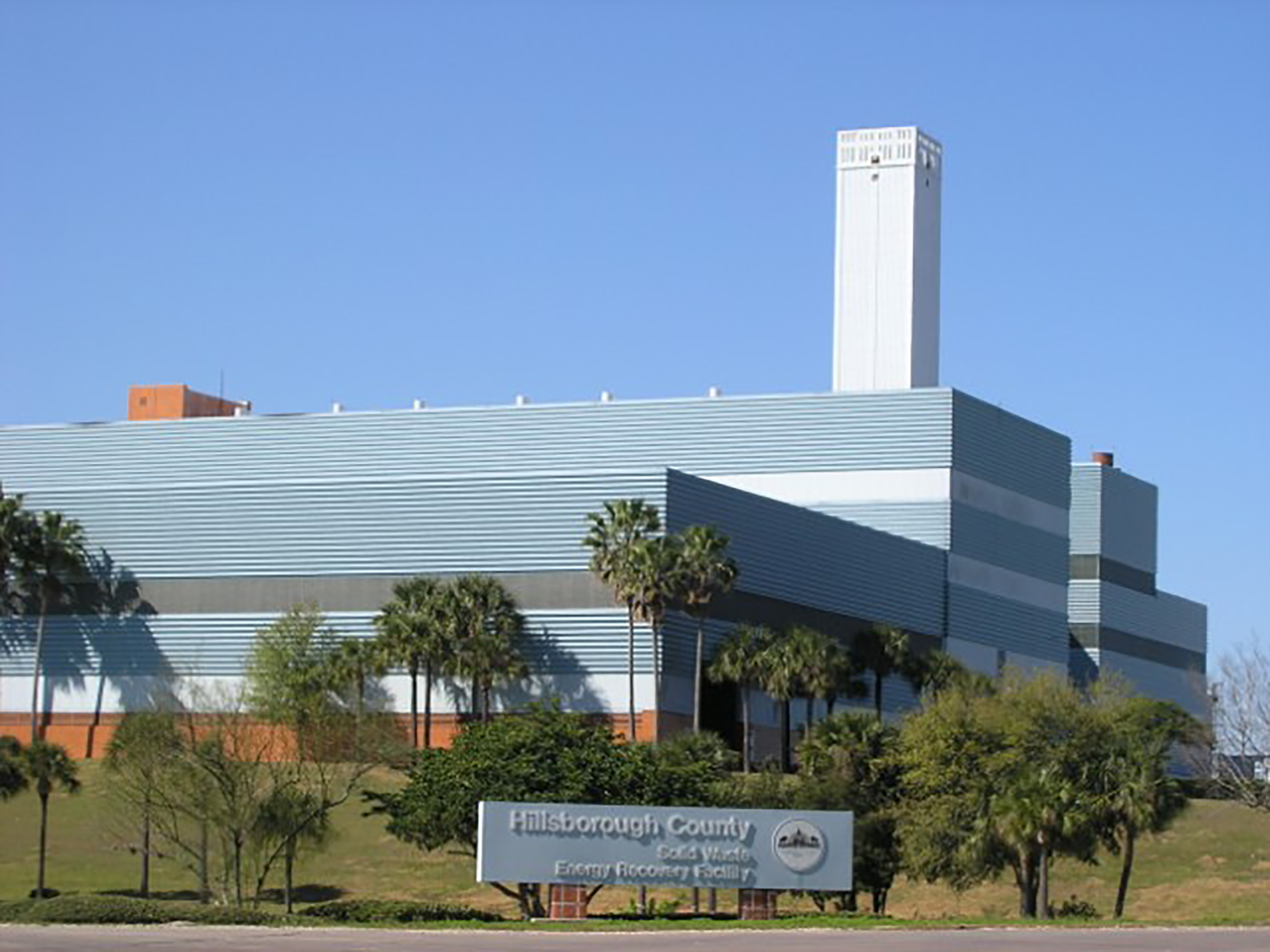 Hillsborough County Resource Recovery Facility