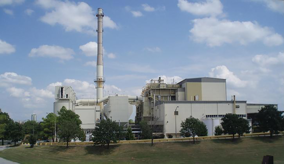 Tulsa Resource Recovery Facility
