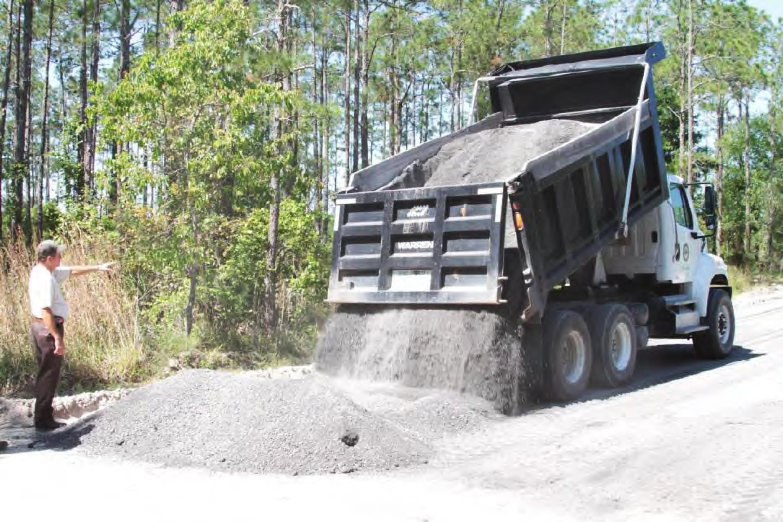 Bottom Ash Used As Road Base